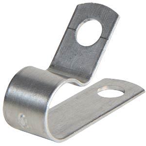 Kabelschelle, Aluminium, ø 9,5 mm PB-ELEKTRO AL-6