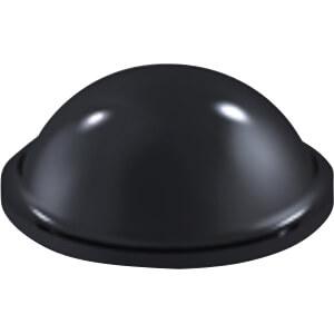 Stoßfänger, selbstklebend, Ø 9,5 mm, schwarz RND COMPONENTS RND 455-00494