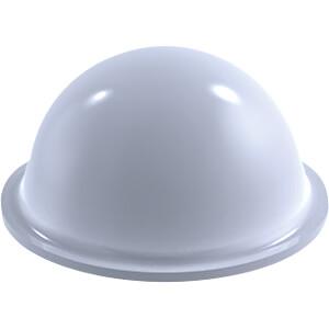 Stoßfänger, selbstklebend, Ø 16 mm, weiß RND COMPONENTS RND 455-00500