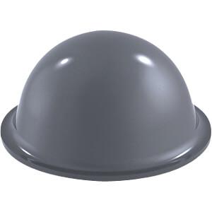 Stoßfänger, selbstklebend, Ø 19 mm, grau RND COMPONENTS RND 455-00502