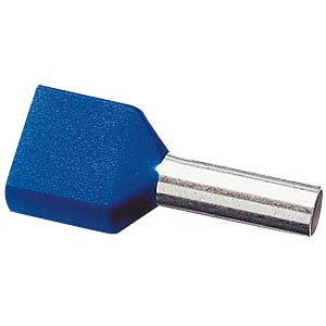 100-pack 4.0mm² twin ferrules FREI
