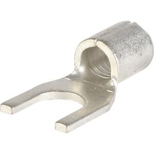 Quetschkabelschuh, Gabelform, Lochmaß 6,5 mm VOGT AG