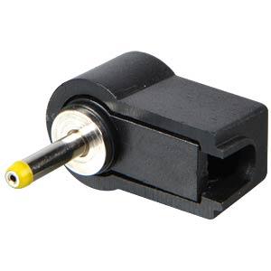 DC-Winkelstecker 0,7mm  / 2,5mm / 9,5mm FREI