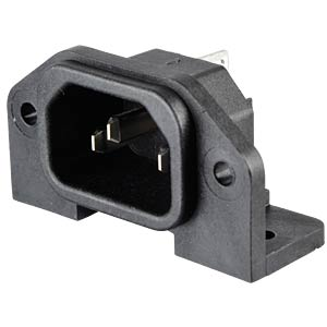 Fitted PCB plug for non-heating appliances, front mount FREI