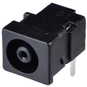 Einbaukupplung, Ø außen: 5,9 mm LUMBERG 10522