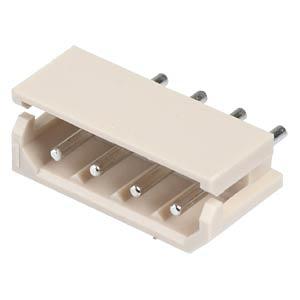 Molex Stiftleiste - SPOX - 1x4-polig - Stecker MOLEX 5267-04A / 2203-5045