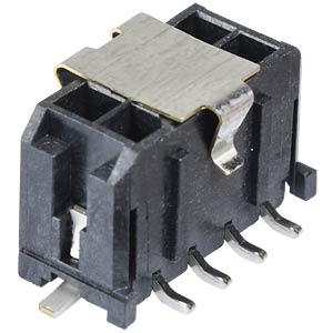 Molex Stiftleiste SMD - Micro-Fit - 2x4-polig - Stecker MOLEX 43045-0818
