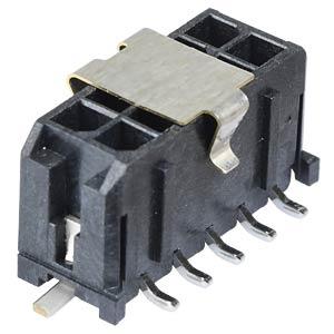 Molex Stiftleiste SMD - Micro-Fit - 2x5-polig - Stecker MOLEX 43045-1018