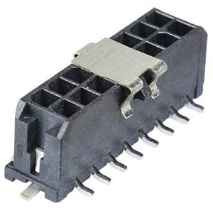 Molex Stiftleiste SMD - Micro-Fit - 2x8-polig - Stecker MOLEX 43045-1618