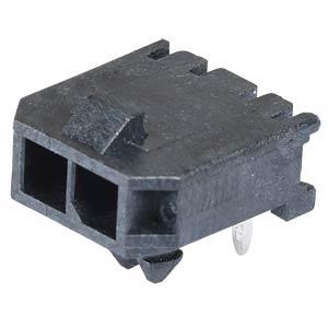 Molex Stiftleiste - Micro-Fit - 1x2-polig - Stecker MOLEX 43650-0200