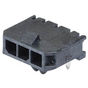 Molex Stiftleiste - Micro-Fit - 1x3-polig - Stecker MOLEX 43650-0300