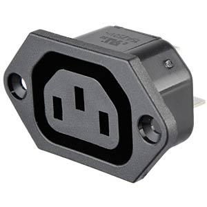 Device socket, screw-down assembly SCHURTER 6600.3300
