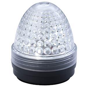 Signaallamp Tilted Diamond+ M 12 wit RAFI 1.69.010.003/1000