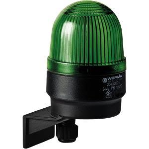 Aufbauleuchte, LED, Winkel, grün, 24 V AC/DC WERMA SIGNALTECHNIK 204 200 75