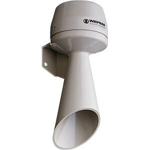 Acoustic device, 98 dB 230 VAC WERMA SIGNALTECHNIK 582 052 68