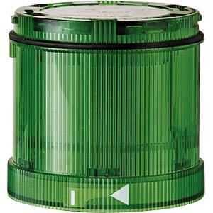 Signal element, green 12 - 240 V AC/DC WERMA SIGNALTECHNIK 641 200 00
