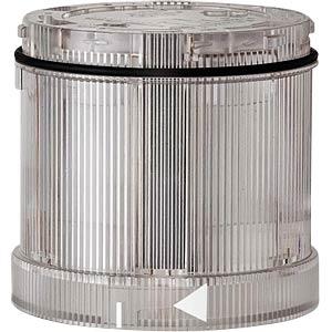 Signalelement, klar, 12-240 V AC/DC WERMA SIGNALTECHNIK 641 400 00