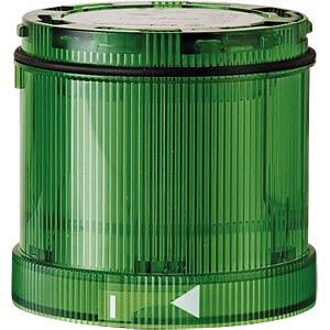 LED-Signalelement, Blink, grün, 24 V AC/DC WERMA SIGNALTECHNIK 644 210 75