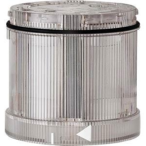 LED-Signalelement, klar, 24 V AC/DC WERMA SIGNALTECHNIK 644 400 75