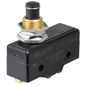 Micro switch 3AAC Plunger/short Snap-act PANASONIC AM1307F