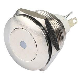 AV-Schalter, IP65, Ø 25/22 mm, 1x Ein - Ein, LED ge APEM AV031L5EA200K