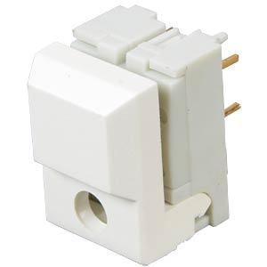 Eingabetaster, Schaltspannung: 24V, für LED, ws ITT SCHADOW SERL-WH-O.LED