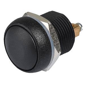 Drucktaster IR 16 mm, NO - gewölbt, Schraub, sw APEM IRR3V222000