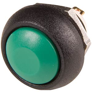 Push button IS, IP67, green APEM ISR3SAD300