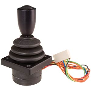 Hall-effect joystick APEM 3150RAK600
