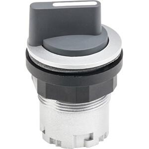 Selector Switch - RONDEX-JUWEL, anthracite SCHLEGEL JRMSTB