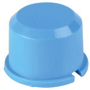 Round blue cap for button 3F... MEC SWITCHES 1D00