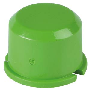 Round green cap for button 3F... MEC SWITCHES 1D02