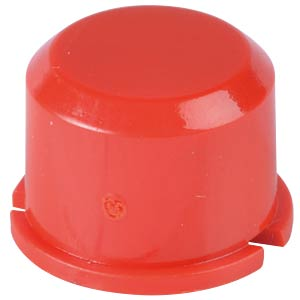 Round red cap for button 3F... MEC SWITCHES 1D08