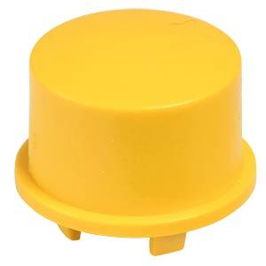 Kappe 1US für Multimec 5 - Ø 10,6 mm, gelb APEM 1US04