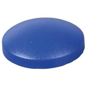 Kappe für Mittelkreis, rund, ultrablau MEC SWITCHES 1ZC30