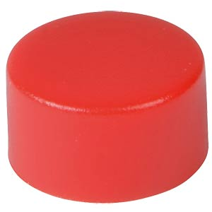 Extension cap for 10 mm overall height, red SCHURTER 0862.8103