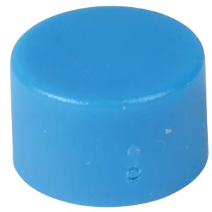 Extension cap for 10.75 mm height, blue SCHURTER 0862.8104