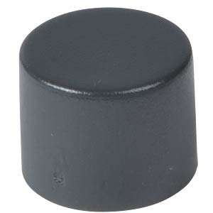 Extension cap for 12.25 mm height, grey SCHURTER 0862.8106