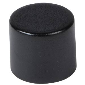 Extension cap for 13 mm height, black SCHURTER 0862.8107