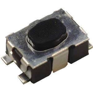 SMD-Kurzhubtaster, 4,2 x 2,8 mm, Höhe 1,9 mm CKCOMP KMR231G LFS