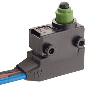 Subsubminiature-snap-action-switch, change over, 2 A-24 V DC MARQUARDT 01058.0351-00