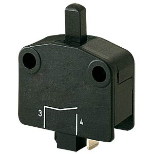 snap-action-switch, NO, 16 A-400 V AC, Faston MARQUARDT 01115.4101-02