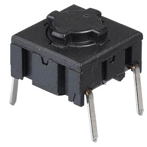 5E Multimec pushbutton - THT, NO APEM 5ETH935