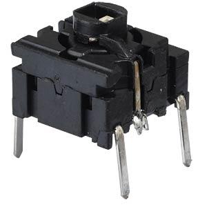 Taster 5G Multimec - THT, NO, LED gn APEM 5GTH93522