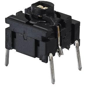 Taster 5G Multimec - THT, NO, 2x LED gn/ge APEM 5GTH9352242