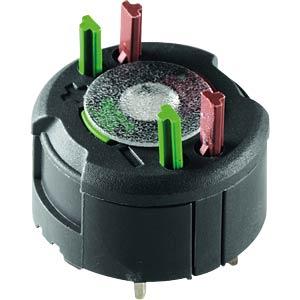 FS - Universal Schaltelement - PCB, 1 Ö + 1 S, + Lichtleiter RAFI 1.20.126.003/9000
