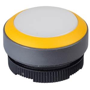 FS+ 22 - Drucktaster - rund, ge/ws, bel RAFI 1.30.270.001/2204