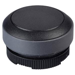 FS+ 22 - Push-Button - Round, Black/Black RAFI 1.30.270.001/0101