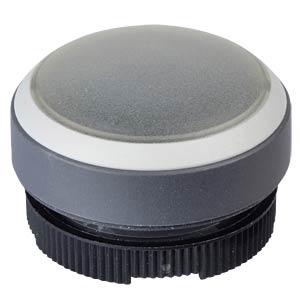 FS+ 22 - Drucktaster - rund + Schutzkappe, sw/sw RAFI 1.30.270.005/0108