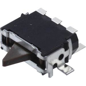 RD MICRO 1W - Mikroschalter - Horizontal